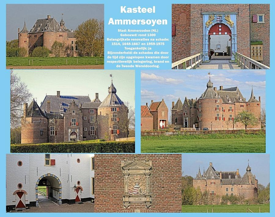 Kasteel Ammersoyen, Netherlands