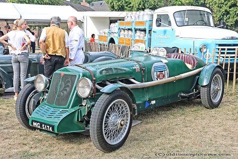 Alvis Speed 25 SB - 1936
