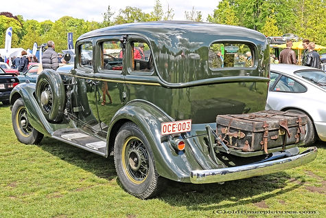 Graham Model 65 Standard Six - 1933