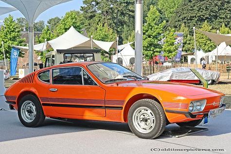 VW SP2 - 1975