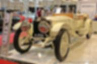 Rolls-Royce Silver Ghost London-Edinburgh Sports Tourer - 1913