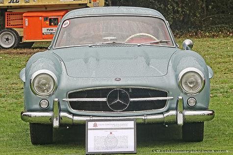 Mercedes-Benz 300 SL - 1955