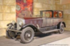 Joswin Town Car - 1922