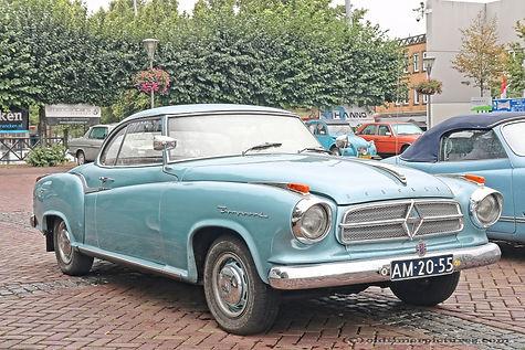 Borgward Isabella Coupé - 1960