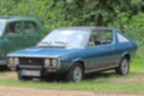 Renault 17TL - 1973