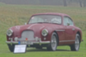 Aston Martin DB2/4 MkI - 1955