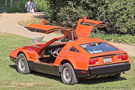 Bricklin SV-1 - 1975