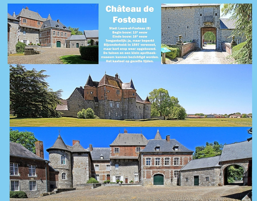Château de Fosteau
