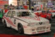 Alfa Romeo 75 Turbo Evoluzione Group A - 1987