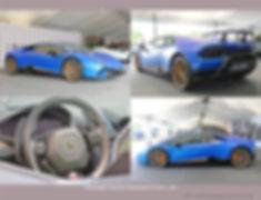 2019-Lamborghini Huracán Performante LP 640-4