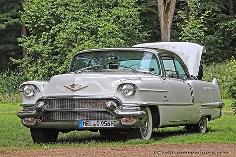 Cadillac 60 Special Coupe de Ville - 1956