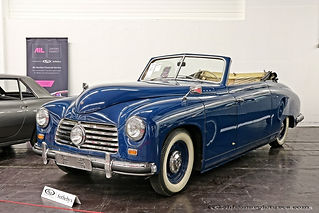 Mercedes-Benz 320 Cabriolet by Wendler - 1937