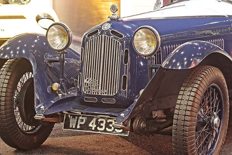 Alfa Romeo 8C 2300 Spider by Touring - 1933