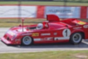 Alfa Romeo Tipo 33TT12 - 1973 Arturo Merzario