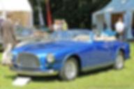 Ferrari 342 America par Vignale - 1952