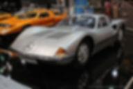 Mercedes-Benz Designstudie SLX - 1966