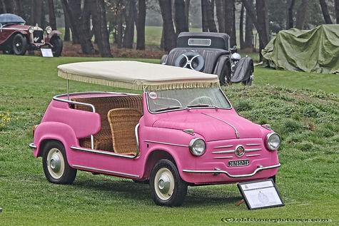 Fiat 600 Jolly - 1958