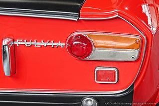 Lancia Fulvia - 1973