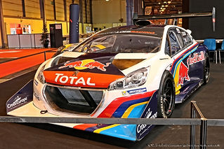 Peugeot 208 T16 - Pikes Peak Run - 2013