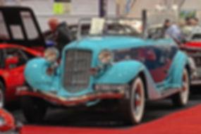 Auburn 851 Roadster - 1936