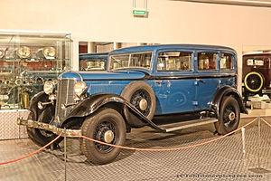 De Soto Six - 1932