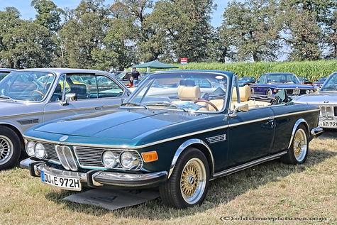 BMW 3.5 CSi - 1972
