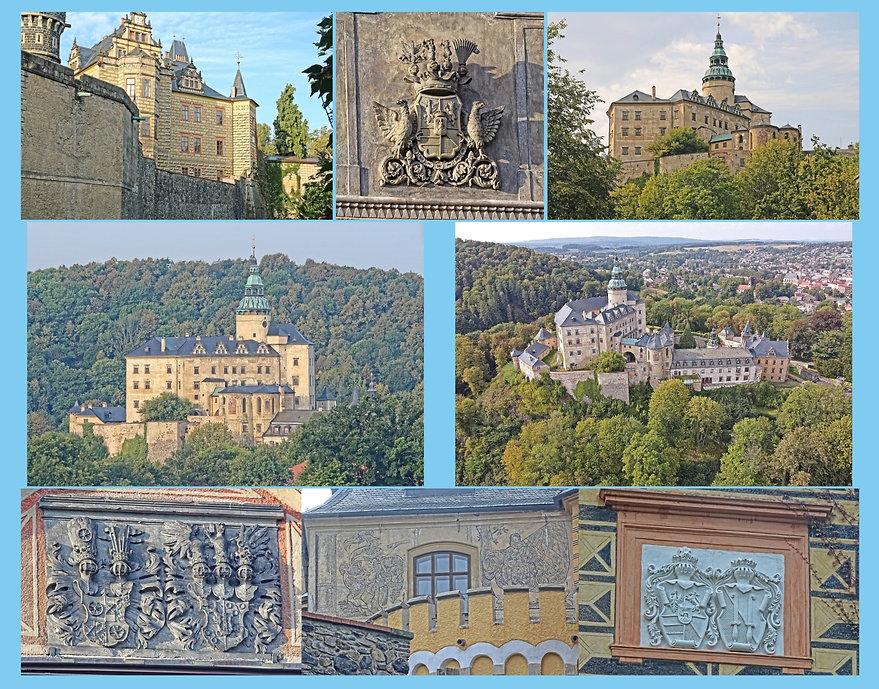 Zámek Frýdlant, Czech Republic