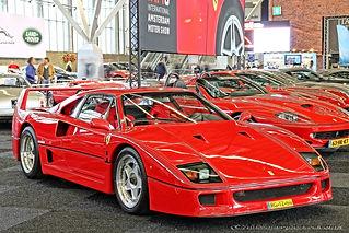 Ferrari F40 - 1988