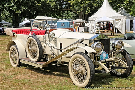 Rolls-Royce Silver Ghost Open Tourer - 1914