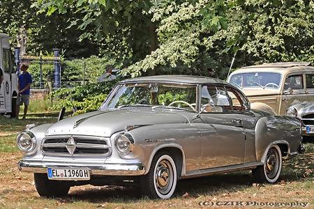 Borgward Isabella Coupé 1958