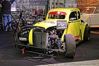 Chevy 37 Sedan Swiss Legends Racing