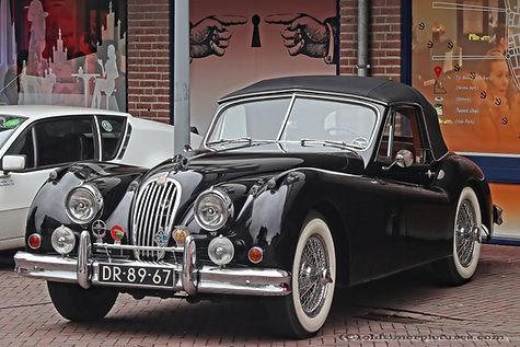 Jaguar XK140 DHC - 1956
