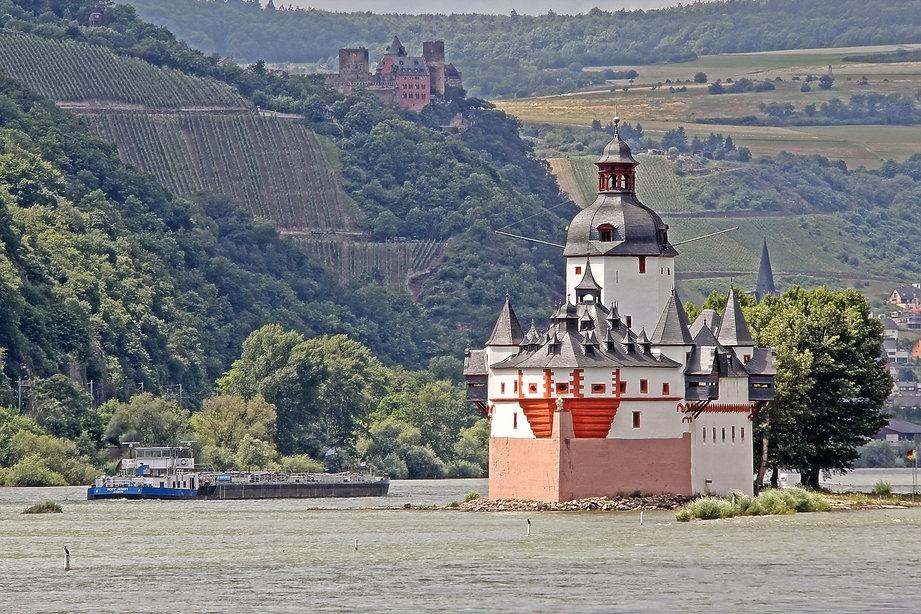 Burg Pfalzgrafenstein, Germany