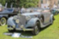 Mercedes-Benz 320 B Cabriolet - 1938