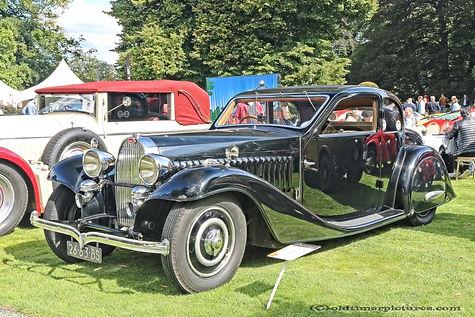 Bugatti Type 57 Ventoux - 1935