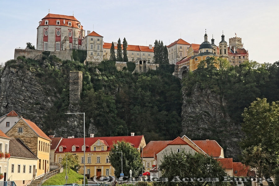 Zámek Vranov nad Dyjí, Czech Republic