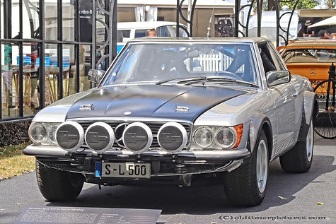 Mercedes-Benz 500 SL Rallye - 1980