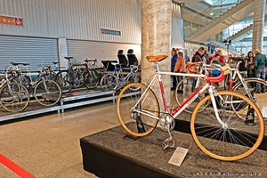 Bremen Classic Motorshow - racefietsen