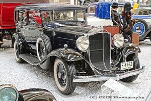 Packard Light Eight 4-Door-Sedan - 1932