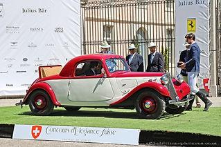 CitroënTraction Avant 11 Coupé - 1935