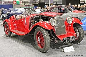 Alfa Romeo 6C 1750 Gran Sport Roadster Corsica - 1930