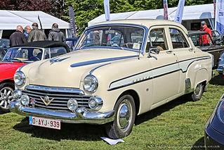 Vauxhall Cresta - 1957