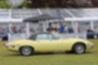 Jaguar E-Type S3 - 1972