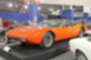 Serenissima Ghia GT - 1968enissima Ghia GT - 1968