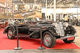 Horch 855 Sport Special - 1934