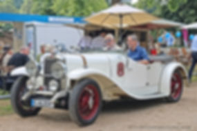 Alvis Speed 25 SB DKC - 1936