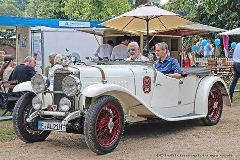 Alvis Speed 25 SB DKC - 1936
