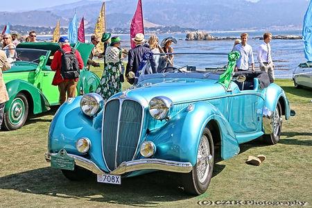 Delahaye 135M Carlton Carriage Roadster - 1938