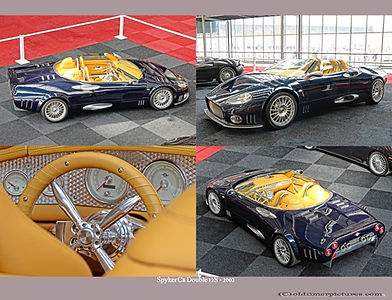 2002-Spyker C8 Double 12S