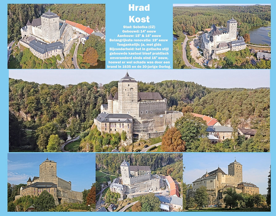 Hrad Kost, Czech Republic